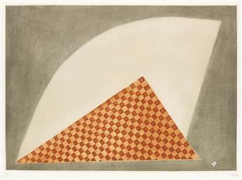 ARTHUR LUIZ PIZA Composición (con el Triángulo Rojo).