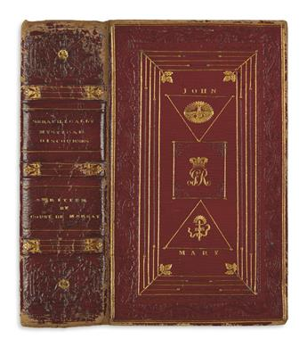 MARSAY, CHARLES HECTOR, Marquis de. Discourses . . . relating to the Spiritual Life. 1749. Bound with later liturgical manuscript.