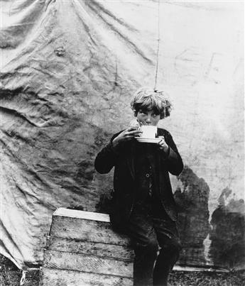 BILL BRANDT (1904-1983) Circus Boyhood.