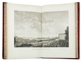 CHOISEUL-GOUFFIER, MARIE GABRIEL FLORENT, Comte de. Voyage Pittoresque de la Grèce.