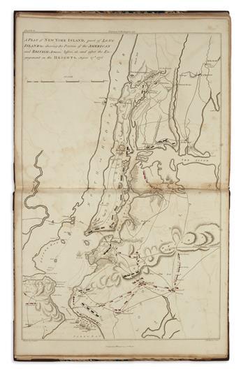 MARSHALL, JOHN. The Life of George Washington. Maps and Subscribers Names.