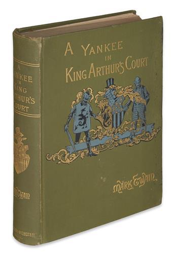 TWAIN, MARK. A Connecticut Yankee in King Arthurs Court.