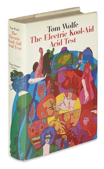 WOLFE, TOM. The Electric Kool-Aid Acid Test.