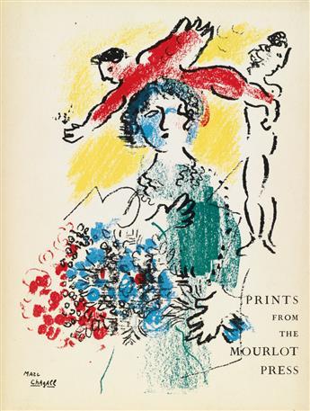 (MOURLOT PRESS.) Prints From The Mourlot Press.