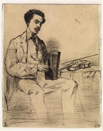 JAMES A. M. WHISTLER Ross Winans.