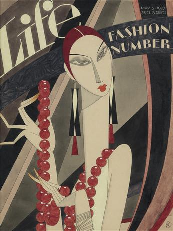 FREDERICK COOPER. (ART DECO) Fashion Number.