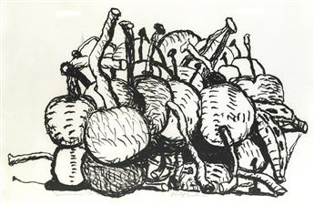 PHILIP GUSTON Summer.