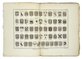 [DIDEROT, DENIS and JEAN LE ROND DALEMBERT.] Approximately 85 full and double-page engraved plates,
