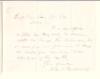 Civil War. BRECKINRIDGE, JOHN C. Autograph Letter Signed,