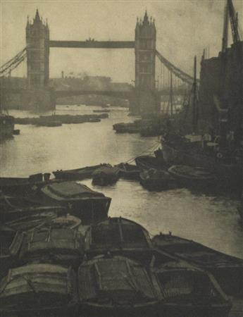 ALVIN LANGDON COBURN. London.