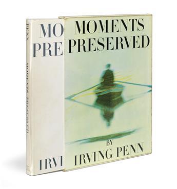 IRVING PENN. Moments Preserved.