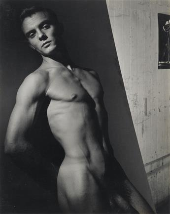 GEORGE PLATT LYNES (1907-1955) Ralph McWilliams.