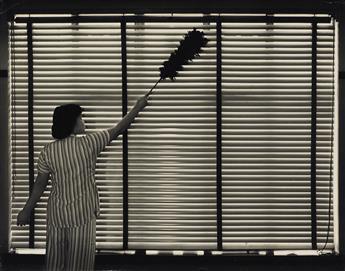 FAN HO (1937-2016) Cleaning.