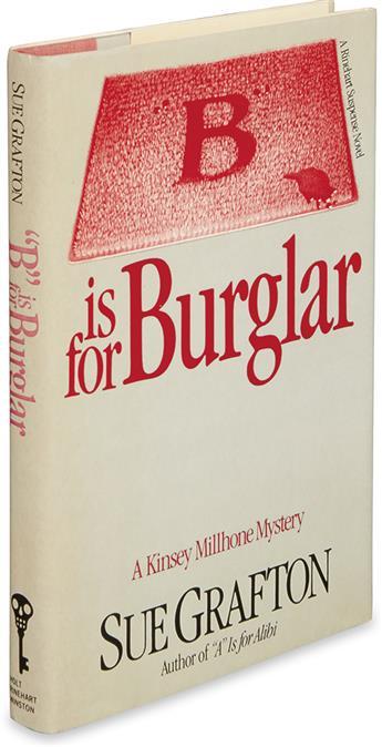 GRAFTON, SUE. B is for Burglar.