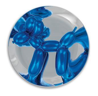 JEFF KOONS Balloon Dog (Blue).