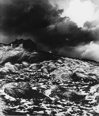 BILL BRANDT (1904-1983) Top Withens, West Riding, Yorkshire.