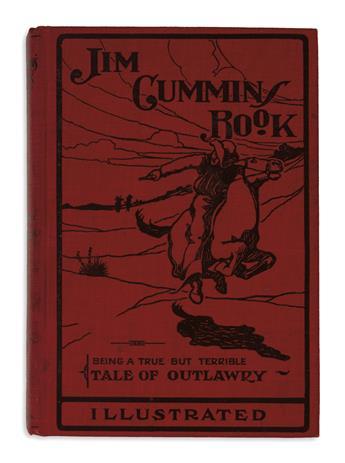 (CRIME.) Jim Cummins Book, Written by Himself.