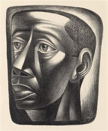 CHARLES WHITE (1918 - 1979) Joven (Youth).