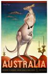 EILEEN MAYO (1906-1994). AUSTRALIA. 1957. 40x25 inches, 101x61 cm. McLaren & Co., Melbourne.