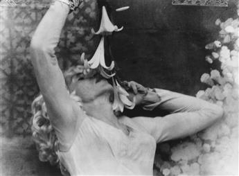 JACK SMITH (1932-1989)  Suite of 12 stills from Jack Smiths experimental film entitled Flaming Creatures.