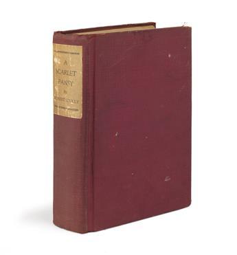 [ROBERT McALMON] ROBERT SCULLY (1895-1956)  A Scarlet Pansy.