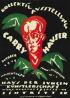 CARL MARIA (CARRY) HAUSER 1895-1985 KOLLEKTIV AUSSTELLUNG CARRY HAUSER. 1919. 25x17 inches. A. Berger, Wein.