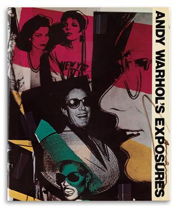 WARHOL, ANDY. Andy Warhols Exposures.
