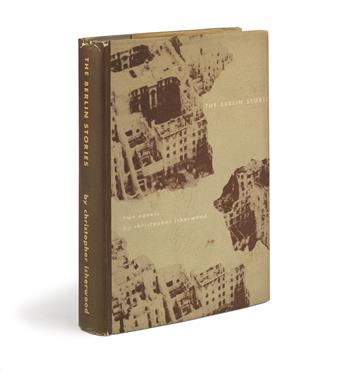 CHRISTOPHER ISHERWOOD (1904-1986)  The Berlin Stories.