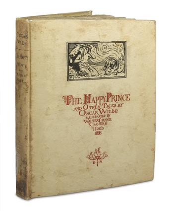 WILDE, OSCAR. The Happy Prince and Other Tales.