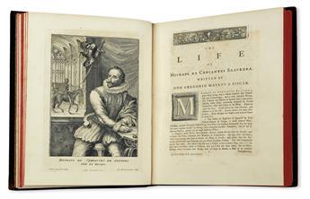 CERVANTES SAAVEDRA, MIGUEL DE. The Life and Exploits of the Ingenious Gentleman Don Quixote de la Mancha.