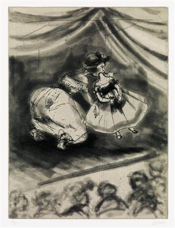KARA WALKER (1969 -   ) Vanishing Act.