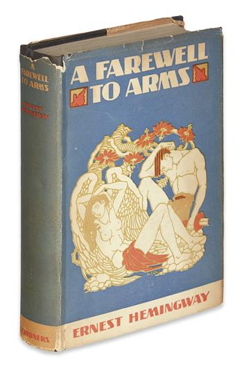 HEMINGWAY, ERNEST. A Farewell to Arms.