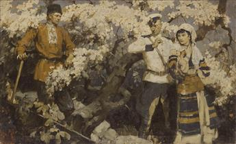 MEAD SCHAEFFER. I love you both, she faltered. I cant, I just cant think of marrying one of you for the sadness