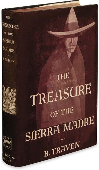 TRAVEN, B. The Treasure of the Sierra Madre.