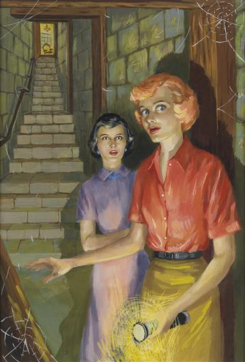 (NANCY DREW / MYSTERY) POLLY BOLIAN. The Hidden Staircase.