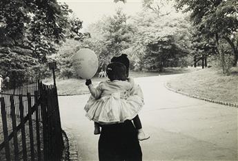 BRUCE DAVIDSON (1933- ) Central Park, N.Y.