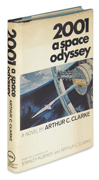 CLARKE, ARTHUR C. 2001 A Space Odyssey.