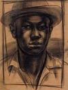 JOHN W. WILSON (1922 -  ) Untitled (Farm Boy).