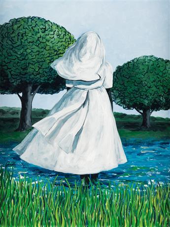 JONATHAN GREEN (1955 -   ) Innocent Water.