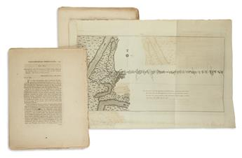 ELLICOTT, ANDREW. Astronomical, and Thermometrical Observations, Made on the Boundary Between the United States