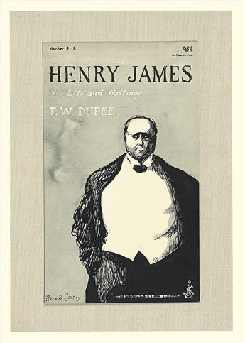EDWARD GOREY. Henry James.