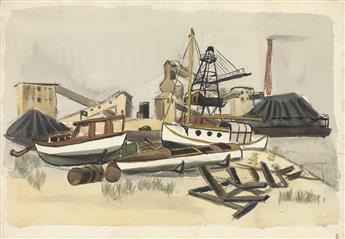 FAIRFIELD PORTER Shipyard.