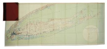U.S. GEOLOGICAL SURVEY; Veatch, A.C., et al. Underground Water Resources of Long Island, New York.