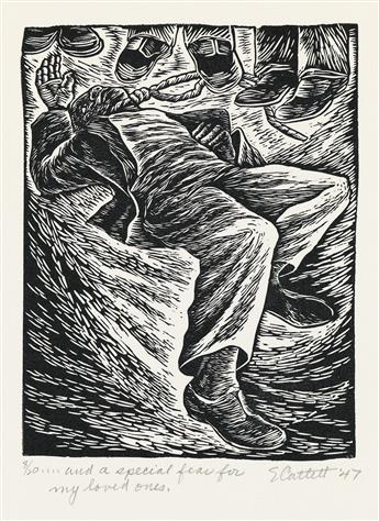 ELIZABETH CATLETT (1915 - 2012) ...and a special fear for my loved ones.