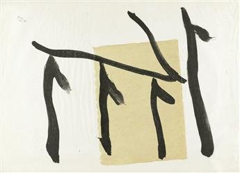 ROBERT MOTHERWELL Rite of Passage III.
