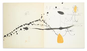 MIRÓ, JOAN. Miró: Barcelona, 1968-1969.
