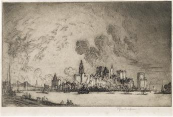 JOSEPH PENNELL New York, from Brooklyn.