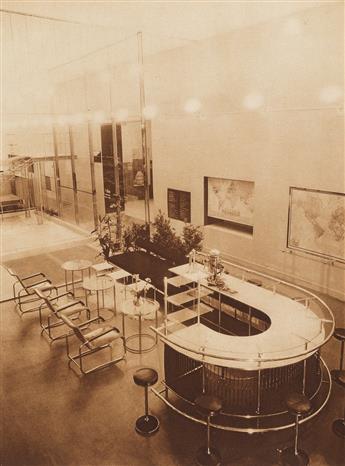 (ARCHITECTURE.) Casteels, Maurice. Die Sachlichkeit in der Modernen Kunst.