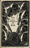 ALLAN ROHAN CRITE (1910 - 2007) The Last Supper.