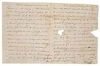 American Revolution. ARNOLD, BENEDICT. Important Autograph Letter Signed, B. Arnold,